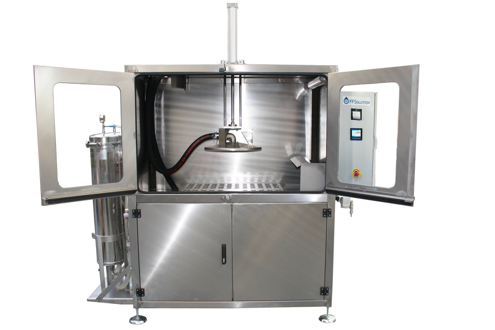 DPF Cleaning Machine – FF Solution – DPF Cleaning Machine